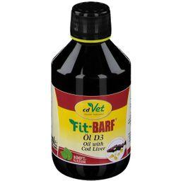 cd Vet Fit-BARF® Öl D3