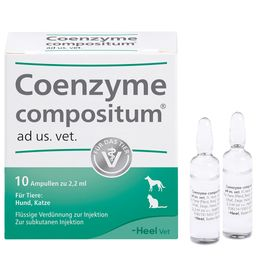 Coenzyme compositum® ad us. vet.