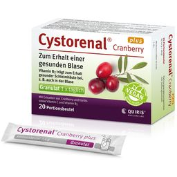 Cystorenal® Cranberry plus