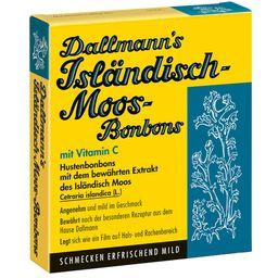 Dallmanns Isländisch-Moos-Bonbons mit Vitamin C
