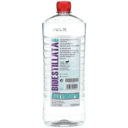 Destiliertes Wasser Aqua bidestilata