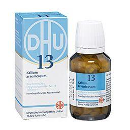 DHU Biochemie 13 Kalium arsenicosum D6