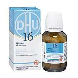 DHU Biochemie 16 Lithium chloratum D6