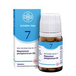 DHU Biochemie 7 Magnesium phosphoricum D6