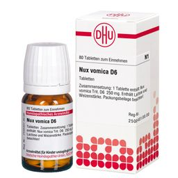 DHU Nux Vomica D6