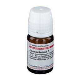 DHU Zincum Sulfuricum D12