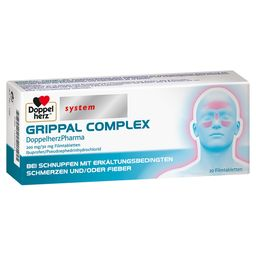 Doppelherz® system Grippal Complex