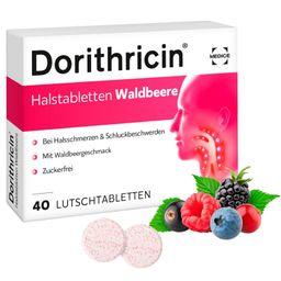 Dorithricin® Halstabletten Waldbeere