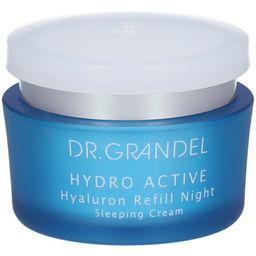 Dr. Grandel Hydro Active Hyaluron Refill Night Sleeping Cream
