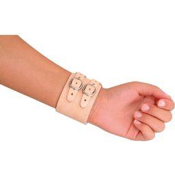 Dr. Junghans® Handgelenkriemen Gr. 19 2 Schnallen Leder gefüttert
