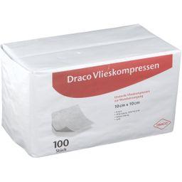 Draco-Vlieskompressen 8-fach unsteril 10x10cm