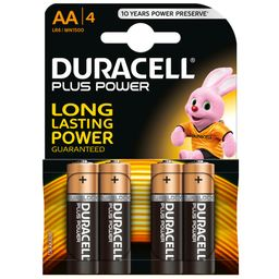 DURACELL® Plus Power AA