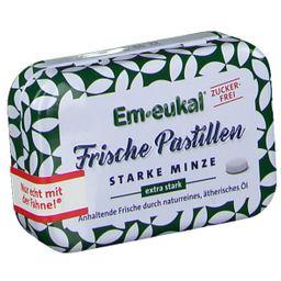 Em-eukal® Frische Pastillen Starke Minze