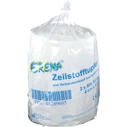 Erena® Zellstofftupfer 4 x 5 cm