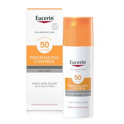 Eucerin Sun Photoaging Control Face Fluid LSF 50