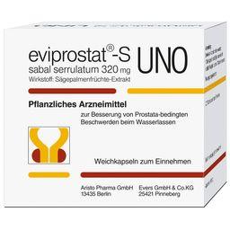 Eviprostat®-S sabal serrulatum 320 mg uno Kapseln