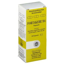 Fortakehl® D4 Kapseln