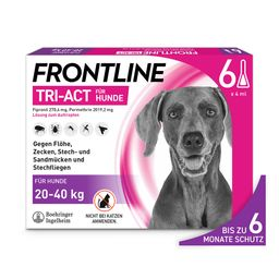 FRONTLINE TRI-ACT Für Hunde