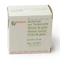 Gazin® Tamponadebinden steril 2 cm x 5 m