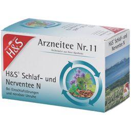H&S Schlaf- und Nerventee Nr. 11