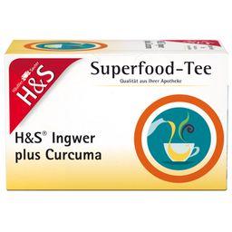 H&S Superfood-Tee Ingwer plus Curcuma