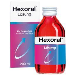 Hexoral® 0,1 % Lösung