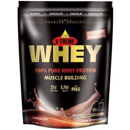 Inkospor X-TREME Whey Protein, Schokolade, Pulver