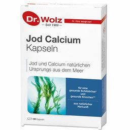 Jod-Calcium-Kapseln