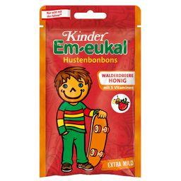 Kinder® Em-eukal Walderdbeere-Hustenbonbons mit Honig und 5 Vitaminen