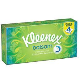 Kleenex® Balsam Taschentücher
