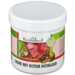 Kräuterhof® Creme mit rotem Weinlaub