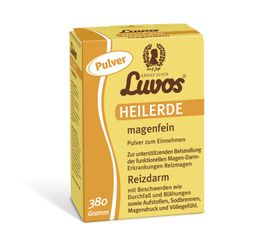 Luvos® Heilerde magenfein