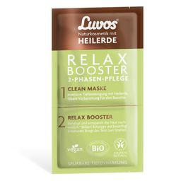 Luvos® Relax-Booster mit Clean Maske als 2-Phasen-Pflege