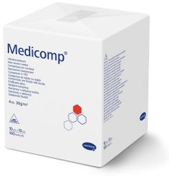 Medicomp® Kompressen unsteril 10 cm x 10 cm