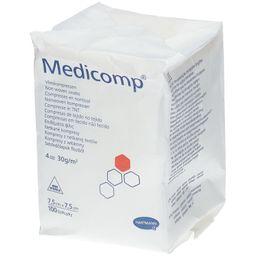 Medicomp® Komprressen unsteril 7,5 cm x 7,5 cm