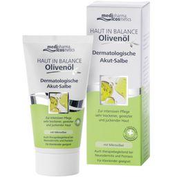 medipharma cosmetics Olivenöl Haut in Balance Dermatologische Akut-Salbe