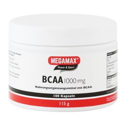 MEGAMAX® Power & Sport BCAA 1000 mg