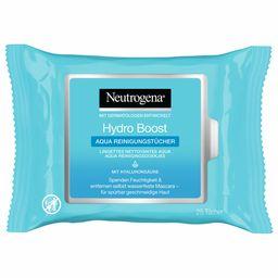 Neutrogena® Hydro Boost® Aqua Reinigungstücher