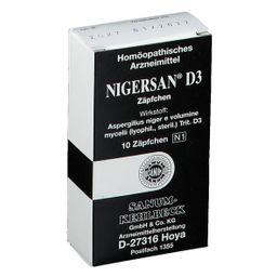 Nigersan® D3 Suppositorien