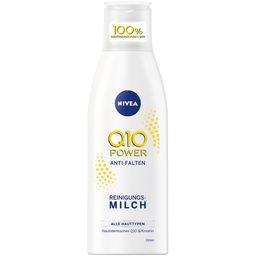 NIVEA® Face Q10 Power Anti-Falten +effektive Reinigung Reinigungsmilch