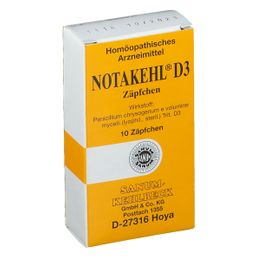 Notakehl® D3 Suppositiorien