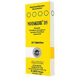 Notakehl® D5 Tabletten