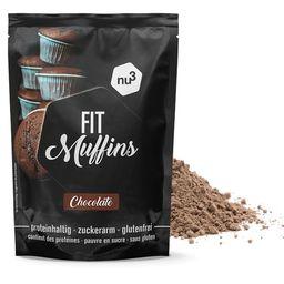 nu3 Fit Protein Muffins Schokolade, Backmischung