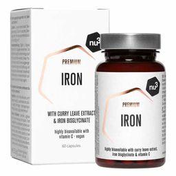 nu3 Premium Eisen, Vegan