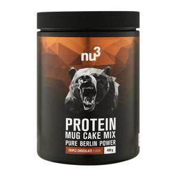 nu3 Protein Mug Cake Mix Triple Chocolate