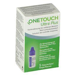OneTouch Ultra® Plus Kontrollösung mittel