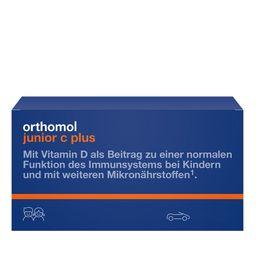 Orthomol junior C plus Kautabletten Waldfrucht & Mandarine/Orange