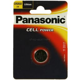 Panasonic® CR 2032 Lithium Batterie 3 Volt