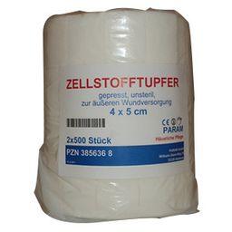 PARAM Zellstofftupfer