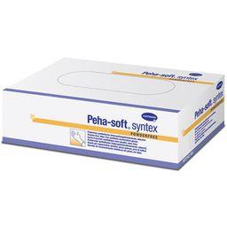 Peha-soft® syntex puderfrei unsteril Untersuchungshandschuhe Gr. S 6 - 7